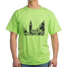 Cute London skyline T-Shirt