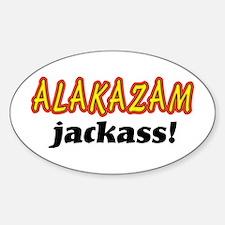 Alakazam Jackass Decal