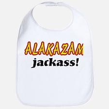 Alakazam Jackass Bib
