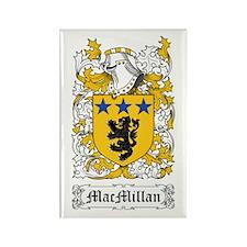 MacMillan Rectangle Magnet