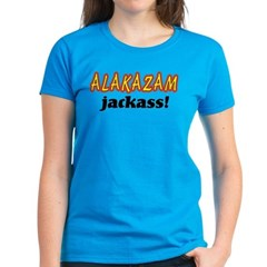 Alakazam Jackass Women's Dark T-Shirt