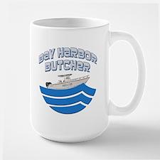Bay Harbor Butcher Dexter Large Mug