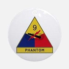 Phantom Ornament (Round)