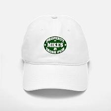 Mike's Irish Pub Baseball Baseball Cap