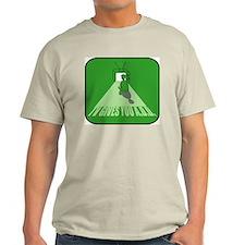 T.V. Gives You A.D.D. Ash Grey T-Shirt