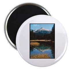 Yosemite Tioga Lake Magnet