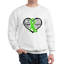 Non-Hodgkin's Lymphoma Sweatshirt