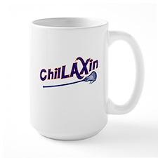ChilLAXin Lacrosse Mug