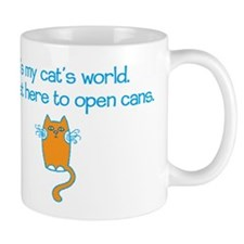 It's my Cat's World Mug