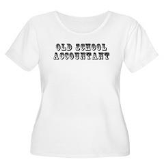 Old School Accountant T-Shirt
