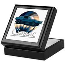Ford mustang Keepsake Box