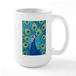 peacock_ipad Mugs