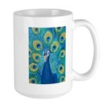 peacock_ipad Mugs