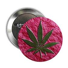 Pot Leaf Button