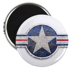 USAF US Air Force Roundel Magnet