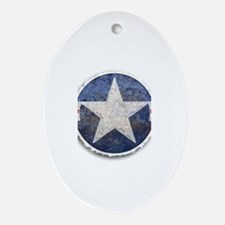 USAF US Air Force Roundel Ornament (Oval)