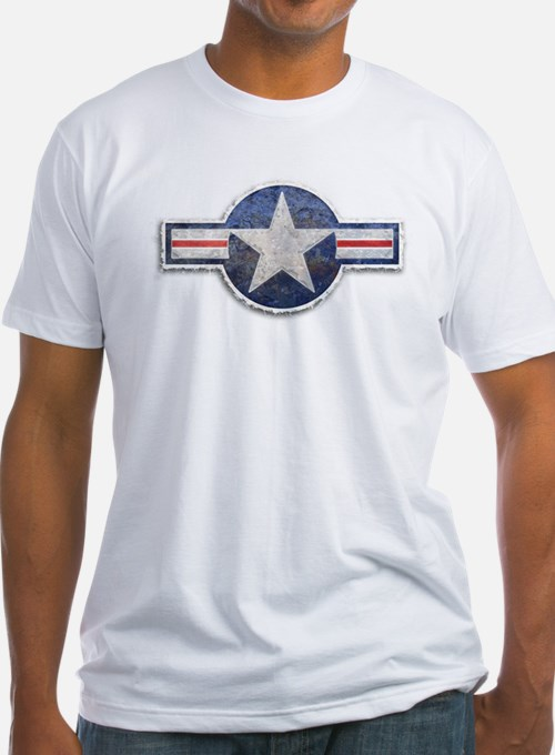 USAF US Air Force Roundel Shirt