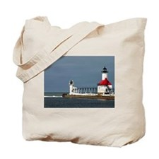 Unique Seascape Tote Bag