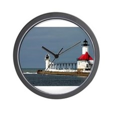 Cute Lighthouse Wall Clock