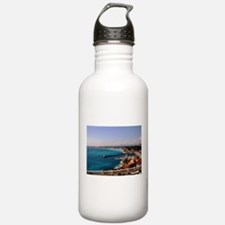 Cute Tiles Water Bottle