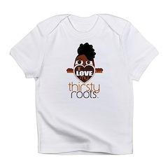 Natural Funky Updo Infant T-Shirt