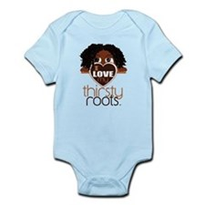 Twists and Twist Outs Infant Bodysuit