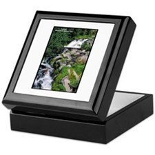 Mount Rainier Cascade Keepsake Box