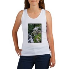 Mount Rainier Cascade Women's Tank Top