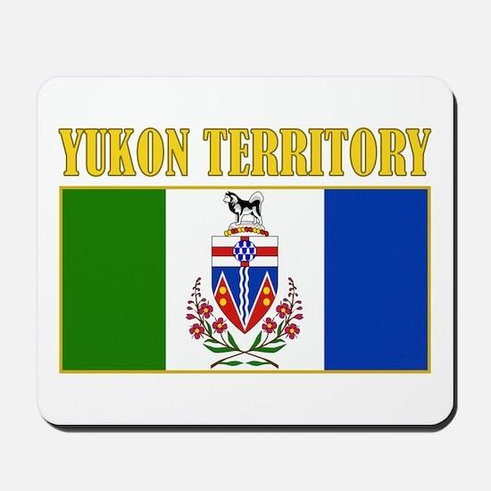 Yukon Territory Mousepad