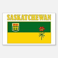 Saskatchewan Decal