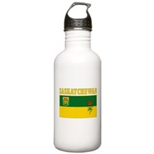 Saskatchewan Sports Water Bottle
