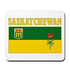 Saskatchewan Mousepad
