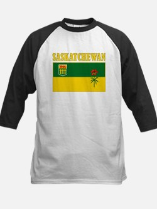 Saskatchewan Kids Baseball Jersey