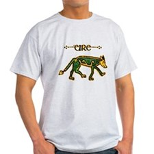 book of kells dog T-Shirt