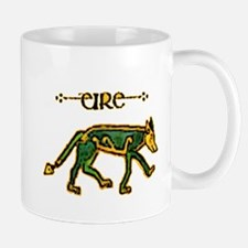 book of kells dog Mug