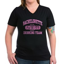 Bachelorette Party Drinking Team Shirt