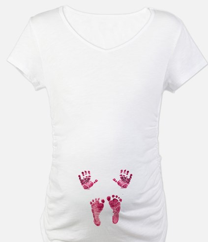 pink baby hands and feet Shirt