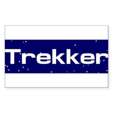 Trekker Sticker (Rectangle 10 pk)