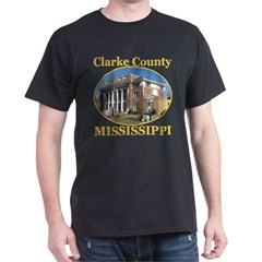 Clarke County, Mississippi T-Shirt