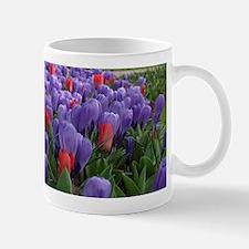 Cute Tulip garden Mug