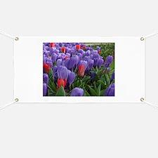 Unique Flower Banner