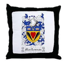 MacLennan Throw Pillow