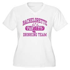 Bachelorette Party Drinking Team T-Shirt