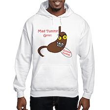 Mad tummy Hoodie