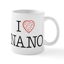 I heart Nano Mug