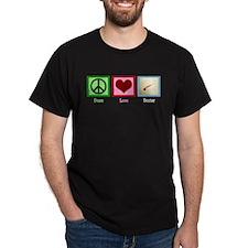 Peace Love Dexter T-Shirt
