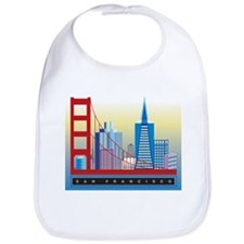 City Themes Bib