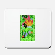St Patrick's Day Sunrise Mousepad