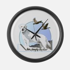 Labs simply the best Large Wall Clock