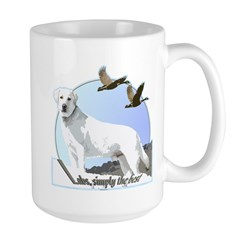 Labs simply the best Large Mug